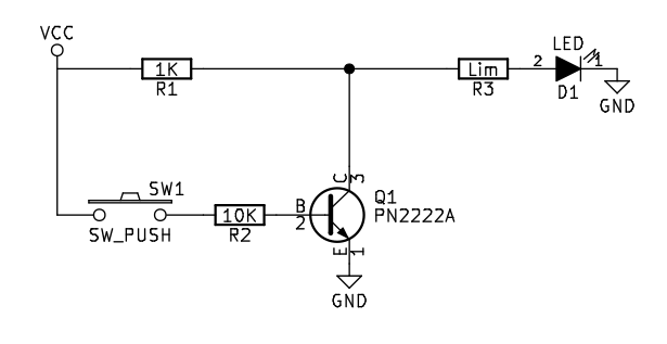 npn transistor inverter circuit